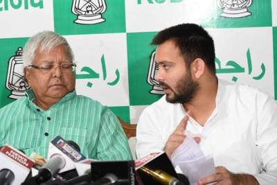 RJD will approach SC soon over Srijan scam: Lalu