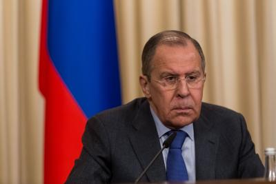Lavrov says terrorists must be 'obliterated' in Syria
