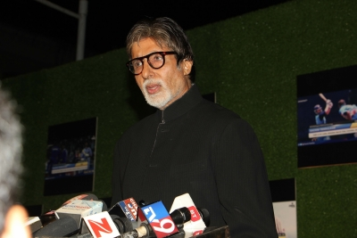Delight to find many women working harder than men on sets, says Big B