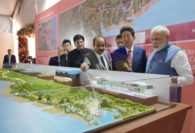 Sena criticises Modi's bullet train project