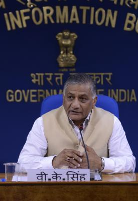 No ransom paid for release of Kerala priest: V.K. Singh