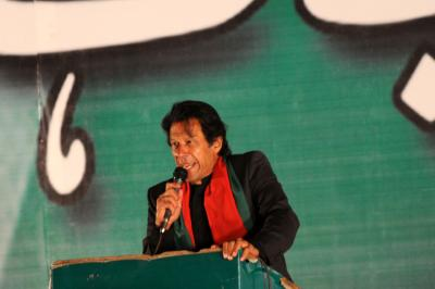 Pakistan poll panel issues arrest warrant for Imran Khan