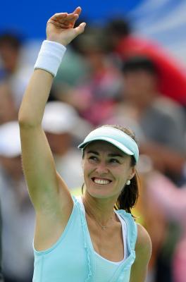Hingis, Chan capture US Open women's doubles crown