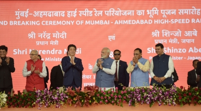 New railway philosophy lifeline to new India: Modi