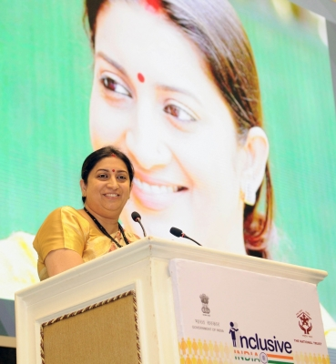 Counselling for parents of differently abled extremely important: Irani