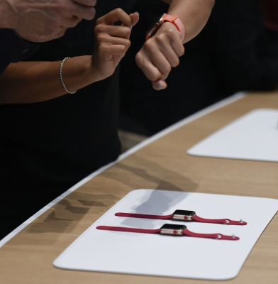 Apple Watch Series 3 with cellular, new fitness enhancements unveiled