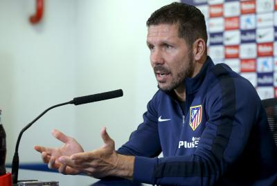 Coach Simeone extends contract with Atletico Madrid for 2 seasons
