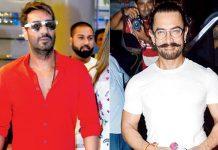 Aamir khan vs Ajay Devgn this Diwali