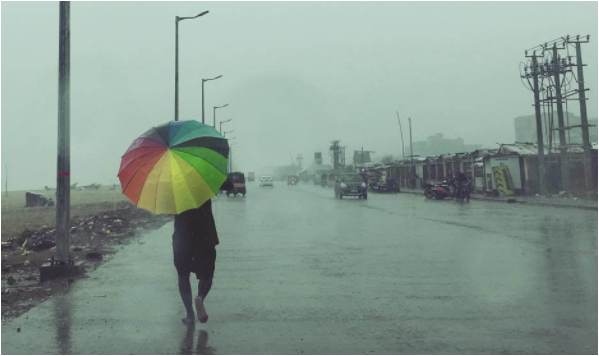 Chennai Weather may observe light rainfall and thundershower today