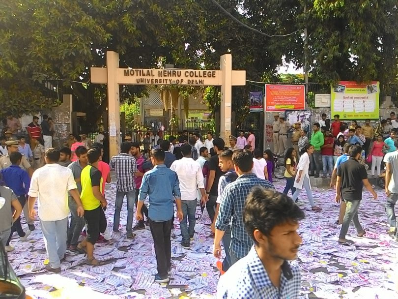 DUSU election 2017 results to be declared soon; NSUI leads in three seats
