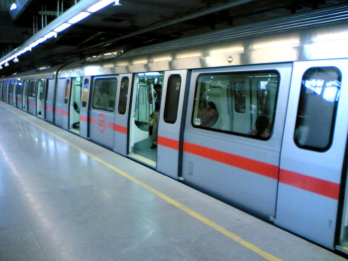 Delhi Metro driverless train trials began at upcoming Pink Line