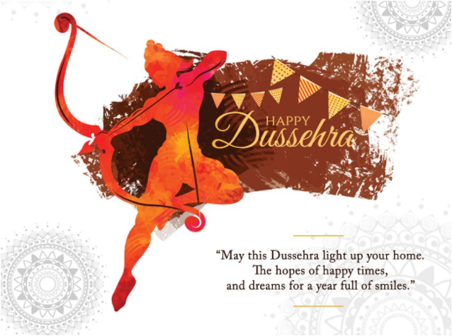 Vijaya Dashami quotes, sms, images