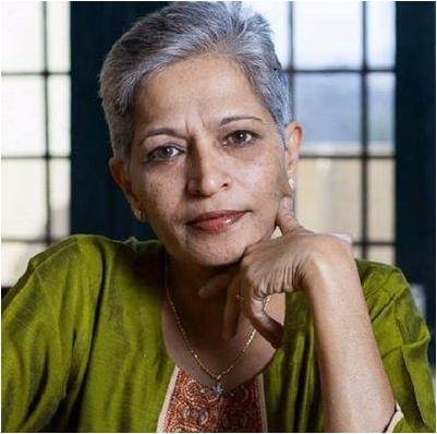 What was similar between Kalaburgi and Gauri Lankesh murder in Karnataka
