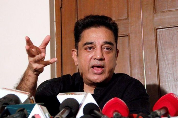 Kamal Haasan ready to collaborate with BJP.