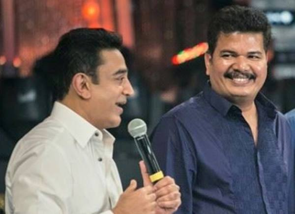 Kamal Haasan starring in the upcoming Shankar direction Indian 2 movie