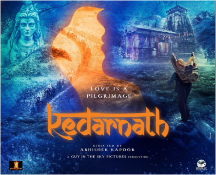 Kedarnath starring Sushant Singh Rajput first day shoot glimpse shared by director Abhishek Kapoor