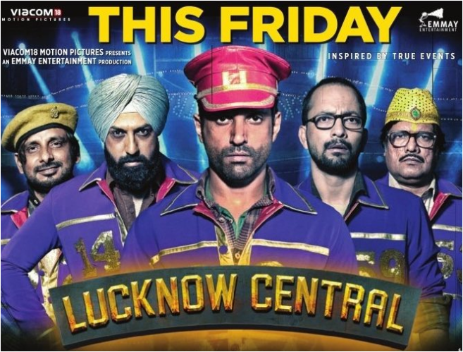 Lucknow Central movie review: Farhan Akhtar's prison break drama