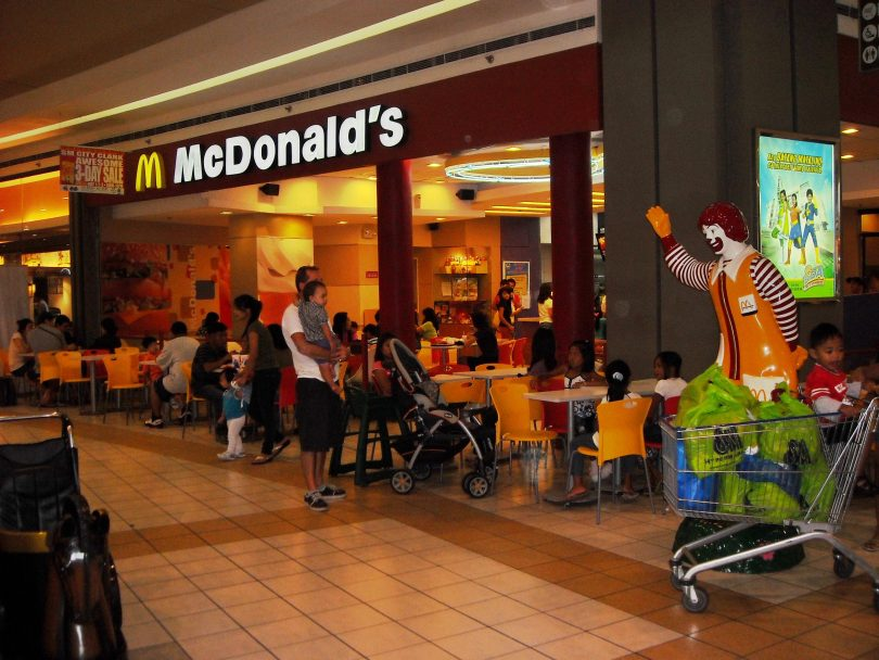 McDonald's 169 outlets to shut today in the north and east India