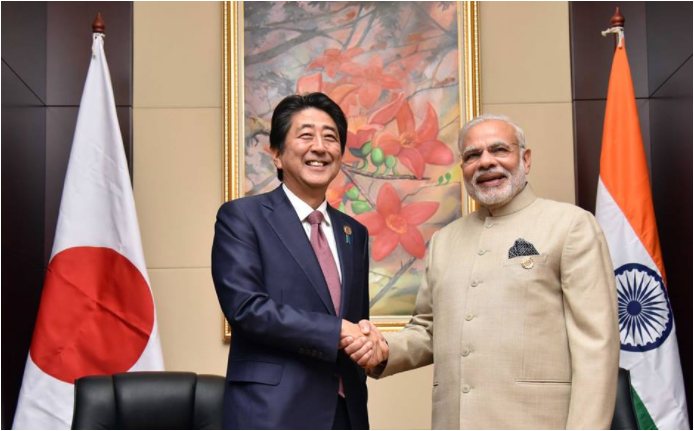 PM Modi and Shinzo Abe meets to boost India-Japan ties with bullet train project