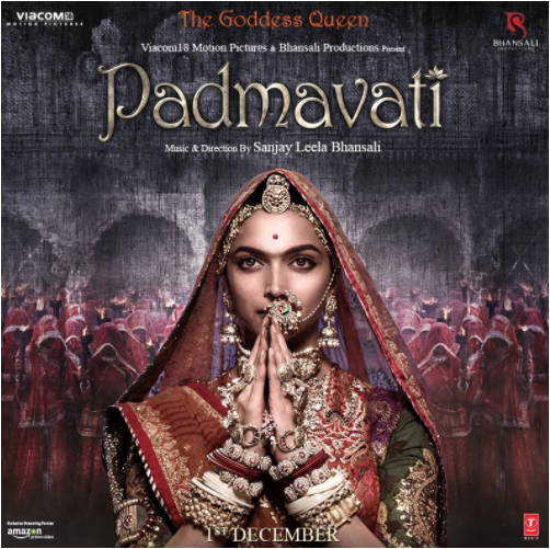Padmavati first look starring Deepika Padukone is finally out