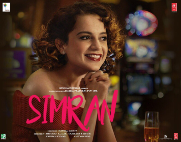 Simran movie review: Kangana Ranaut fun flick with exciting plot