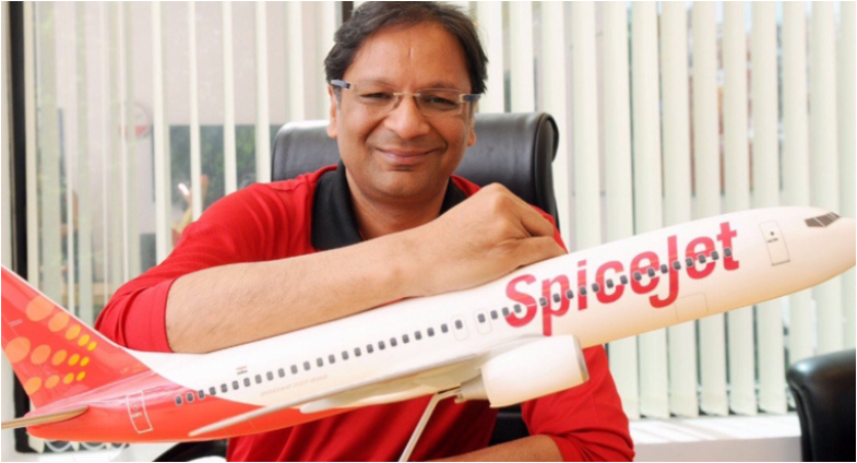 SpiceJet Ajay Singh to acquire  NDTV's editorial right