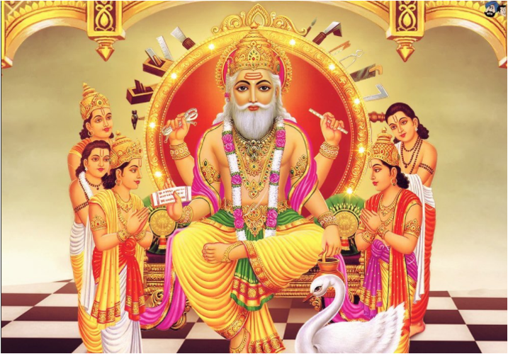 Vishwakarma Puja 2017: Vishwakarma Photo, Whatsapp Wishes, Whatsapp status, SMS, and messages