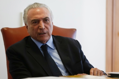 'Corruption evidence found against Brazilian President'