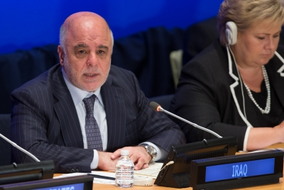 Iraq says 90% of IS-controlled areas regained
