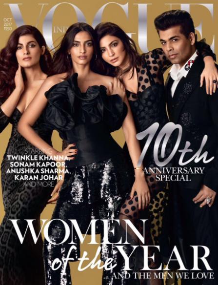 Vogue Women of the Year 2017 award goes to Aishwarya Rai, Shahrukh Khan and many more