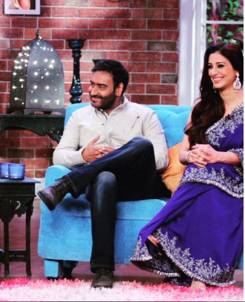 Ajay Devgn and Tabu to team up for an untitled rom-com on Dussehra 2018