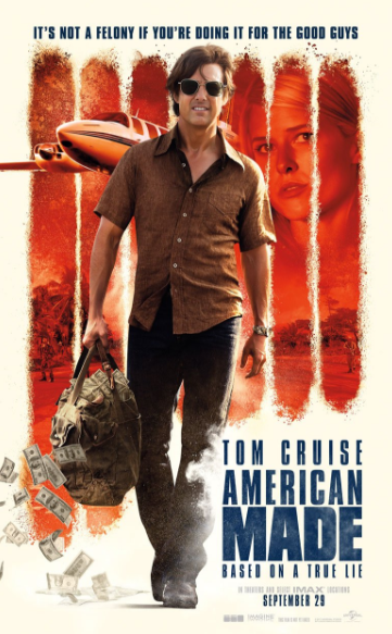 American Made movie review: Tom Cruise character is appreciable