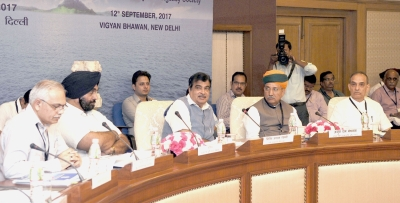 Need law to deal with river desilting issue: Gadkari
