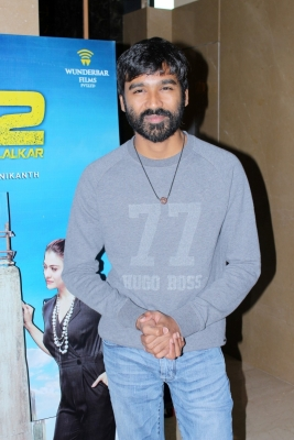 Learnt a lot about filmmaking on my Hollywood project: Dhanush