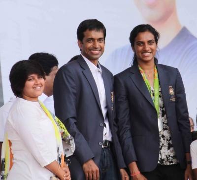 P.V. Sindhu turns producer for digital film