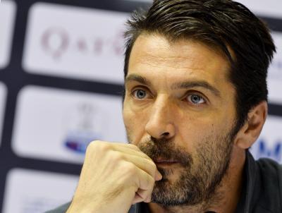 I am not affected by criticism: Buffon
