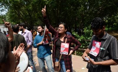 JNU votes to choose next student union representatives