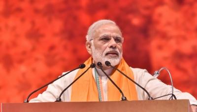 Hit back at Modi critics, Maharashtra minister tells BJP workers