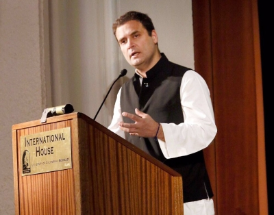 Modi a very good communicator, much better than me: Rahul