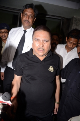 CBI quizzes former West Bengal minister in Narada sting case