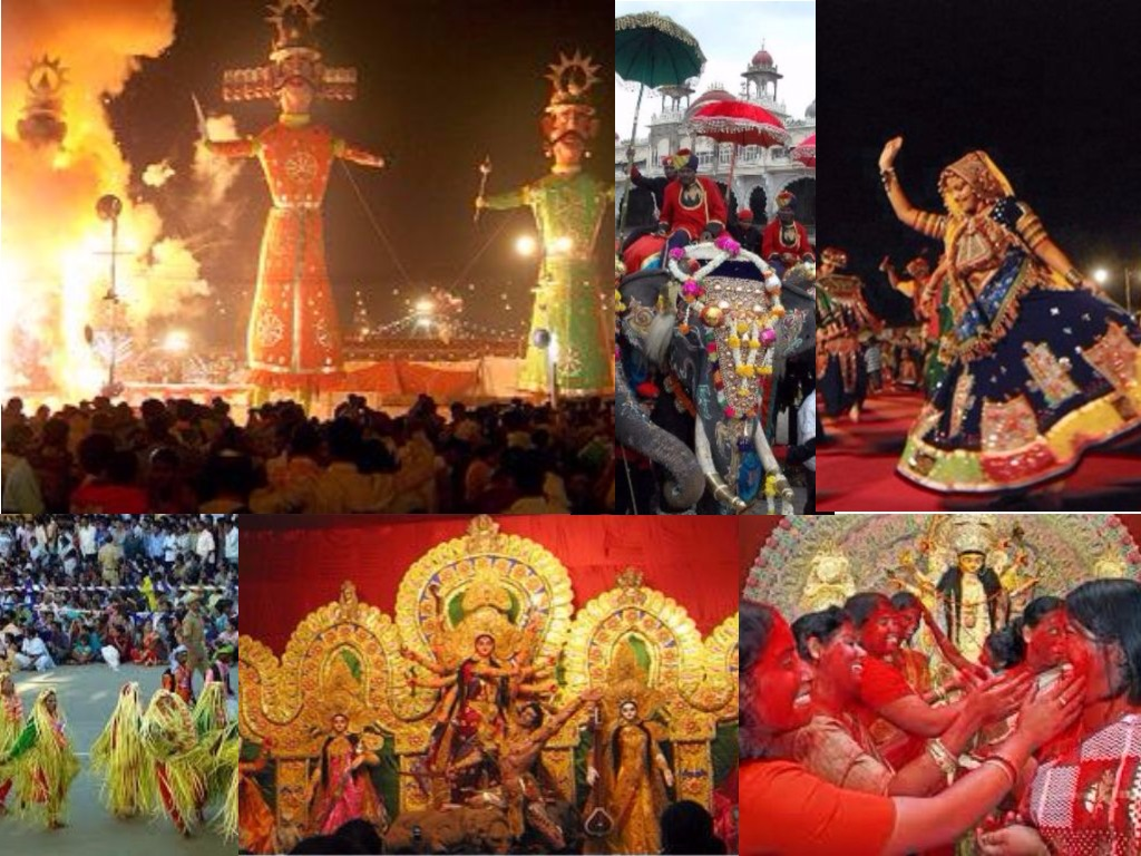 Dussehra 2017: See how Vijaya Dashmi celebrates in different states of India