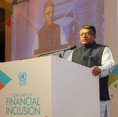 Balance needed between Aadhaar utility, privacy: Ravi Shankar Prasad