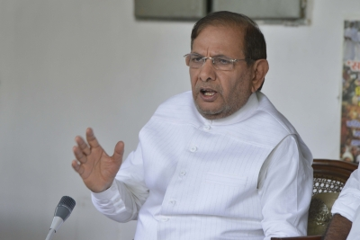 I am real JD-U, will prove it: Sharad Yadav