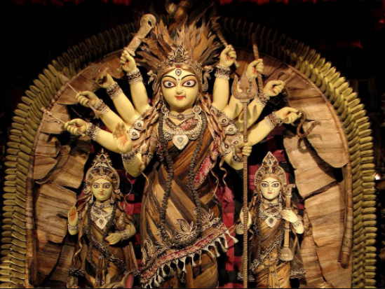 Maa Durga brings harmony and prosperity in the lives of the people