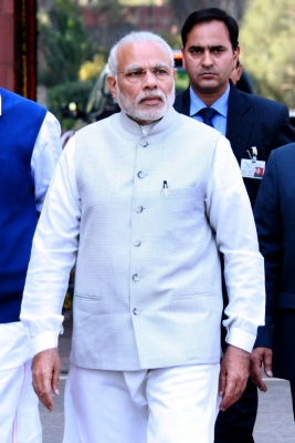 Modi to inaugurate world's second biggest dam on September 17