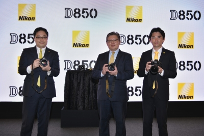Nikon India launches D850 for Rs 254,950