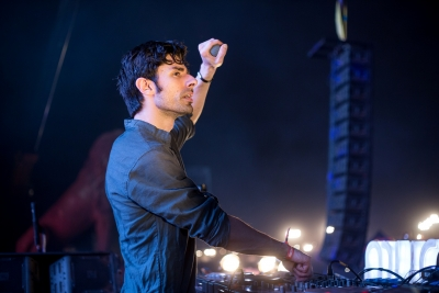 DJ KSHMR to tour India in October