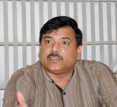 Demonetisation biggest scam, says AAP's Sanjay Singh