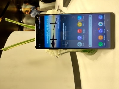 Eyeing deeper India growth, Samsung unveils Galaxy Note8 at Rs 67,900