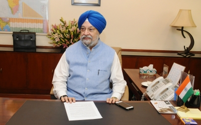 Challenges daunting, but I'll give my best: Hardeep Puri